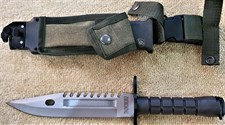 Arab Army Full Size knife