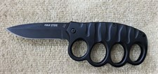 clip and knife black